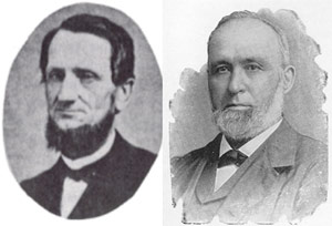 DK Flickinger and WJ Shuey were among the first three missionaries in Sierra Leone.